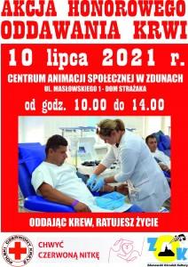 plakat - oddawanie krwi_resize